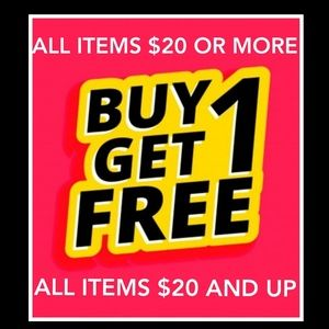 Tops - BUY 1 GET 1 FREE SALE